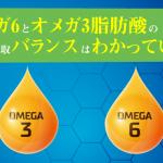 オメガ6とオメガ3脂肪酸の本当の摂取バランスはわかっていない!被毛、炎症などに効果あり